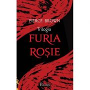 Furia Rosie - set 3 volume