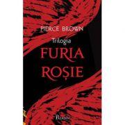 Furia Rosie - set 3 volume