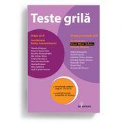 Teste grilă. Drept civil • Drept procesual civil