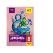 Matematica. Evaluarea nationala 2019, teme, probleme si teste de verificare - Clubul matematicienilor - (Marius Perianu)