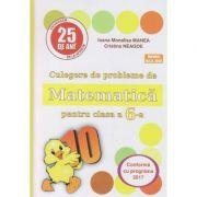 Culegere de probleme. Matematica pentru clasa a VI-a (puisorul)