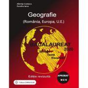 Geografie, Sinteze, Teste. Rezolvari - Bacalaureat 2020 - Albinita Costescu