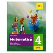 Matematica. Caiet de lucru pentru Clasa a IV-a - Semestrul al II-lea