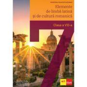 Elemente de limbă latină și de cultură romanică. Clasa a VII-a, Editura Art Klett