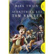 Aventurile lui Tom Sawyer | paperback - Mark Twain