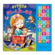 Carte cu sunete - Citesc pe silabe