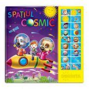 Carte cu sunete - Spațiul cosmic