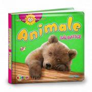 Carti mici pentru pici - Animale sălbatice