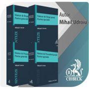 Sinteze de drept penal și procedură penală pachet complet - Mihail Udroiu