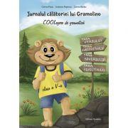 Jurnalul călătoriei lui Gramolino, COOLegere de gramatică, clasa a V-a
