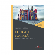 Educatie sociala. Manual pentru clasa a VII-a - CD Press