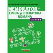 MEMORATOR DE LIMBA SI LITERATURA ROMANA 2014 PENTRU CLASELE V-VIII