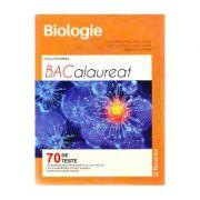 Biologie. Bacalaureat 70 de teste - Clasele 11-12 - Niculina Badiu