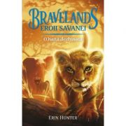 Bravelands. Vol.1: O haita dezbinata - Erin Hunter