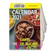 Calendar carte de bucate 2021 - 365 de file