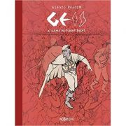Geis II: A Game Without Rules Hardcover – Illustrated