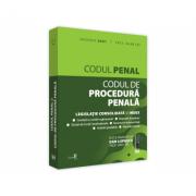 Codul penal si Codul de procedura penala: Ianuarie 2021. Editie tiparita pe hartie alba - Prof. univ. dr. Dan Lupascu