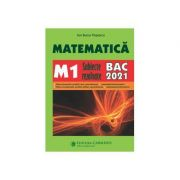 Bacalaureat 2020 Matematica M1 - Subiecte rezolvate