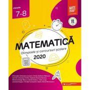 Matematică. Olimpiade şi concursuri şcolare 2020. Clasele 7-8