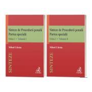 Sinteze de Procedură penală. Partea specială (vol. I + vol. II). Ediția 2