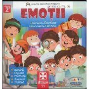 Prima carte cu Emotii
