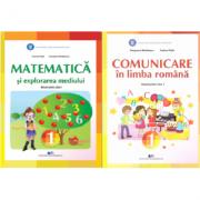 Set Manuale - Comunicare in limba romana si Matematica si explorarea mediului pentru clasa I - Tudora Pitila, Cleopatra Mihailescu