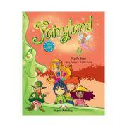 Curs limba engleză Fairyland 4 Manualul elevului