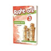 Right On! 3. Grammar Book Students with Digibooks App - Virginia Evans