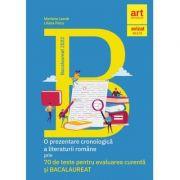70 de teste pentru evaluarea curenta si BACALAUREAT 2022 - Liliana Paicu, Lascar Marinela