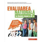 Evaluarea Nationala 2022 la finalul clasei a II-a. 30 de teste dupa modelul M. E. C. pentru probele de scris, citit si matematica