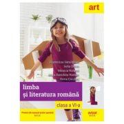 LIMBA ȘI LITERATURA ROMÂNĂ. Clasa a VI-a.