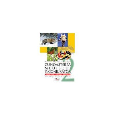 Cunoasterea mediului. Manual pentru clasa a II-a - Pitila