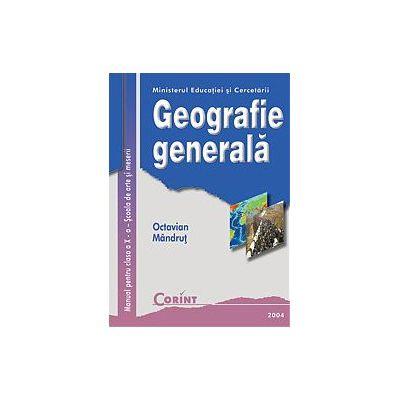 Geografie. SAM. Manual pentru clasa a clasa a X-a