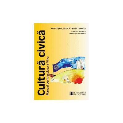 Cultura civica - Manual clasa a-VIII-a