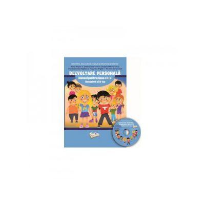 Dezvoltare personală clasa a II-a, Semestrul II (conține CD cu manualul în format digital)