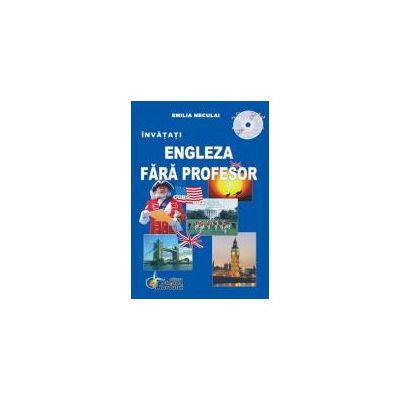 Engleza Fara Profesor (contine CD)