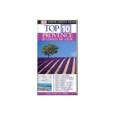 Top 10. Provence si Coasta de Azur