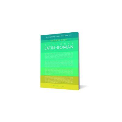 Dictionar latin - roman