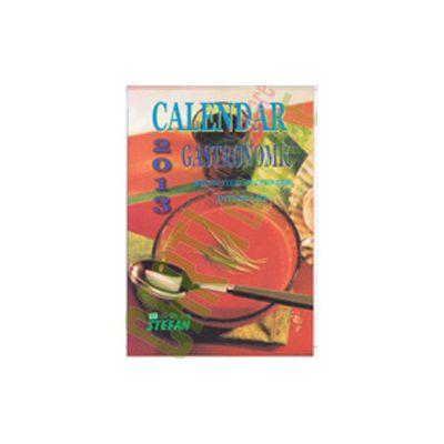 CALENDAR 2013 GASTRONOMIC