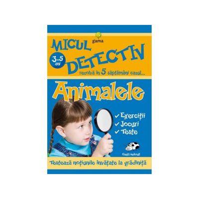Micul Detectiv-Animalele