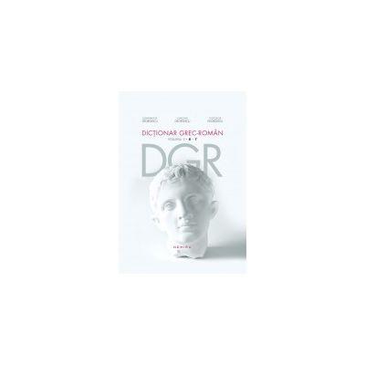 Dictionar grec-roman. Volumul II, B