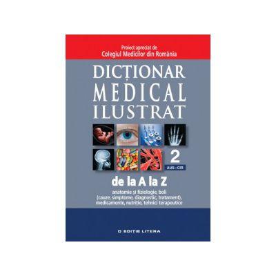 DICTIONAR MEDICAL ILUSTRAT. VOL. 2