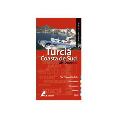 Ghid turistic - TURCIA COASTA DE SUD