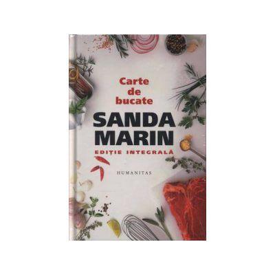 Carte de bucate. Sanda Marin. Editie 2012