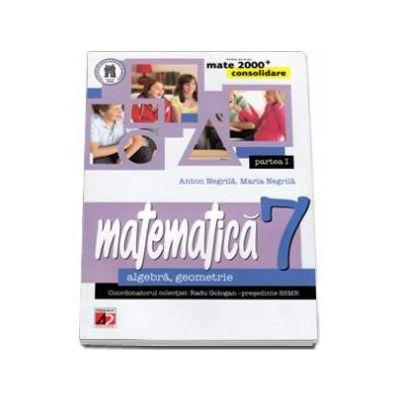 Mate 2000 CONSOLIDARE 2014-2015 algebra, geometrie clasa a VII-a partea I
