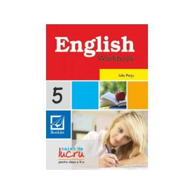 English Workbook clasa a V-a