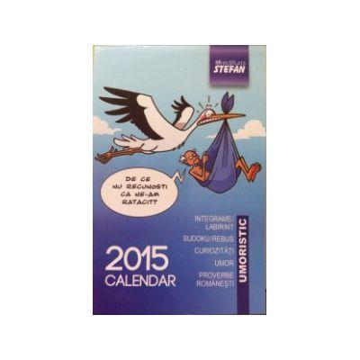 Calendar umoristic 2015