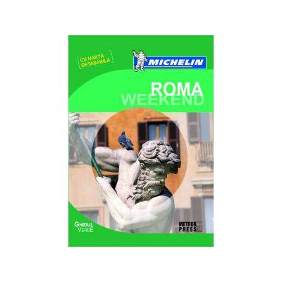 Ghidul Michelin Roma Weekend