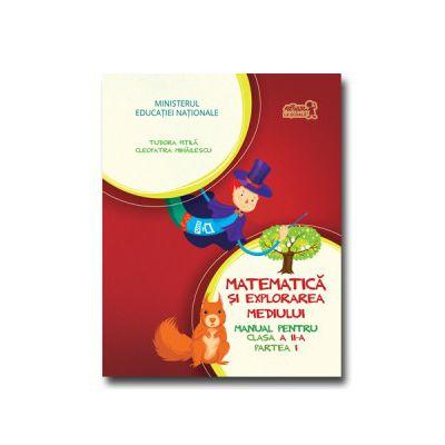 Matematica si explorarea mediului, manual pentru clasa a II-a - Partea I - Contine editia digitala