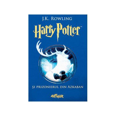 Harry Potter si Prizonierul din Azkaban - vol 3